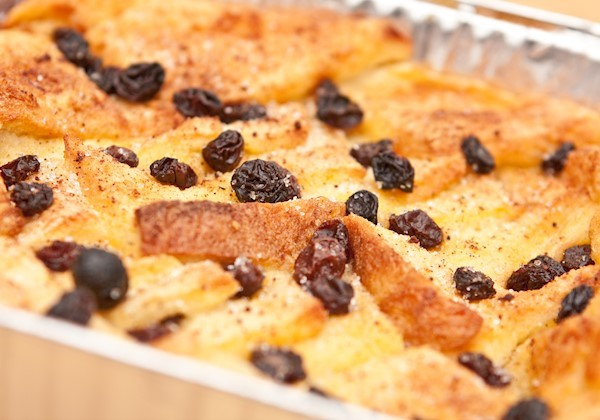 Bread and butter pudding Module Image