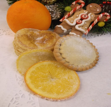 Mince pies – Naughty but nice Module Image