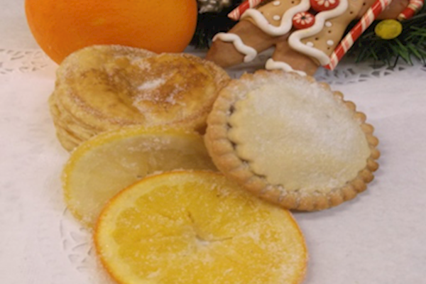 Mince pies – Naughty but nice Image